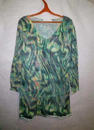 Стильное красивое платье кофта
