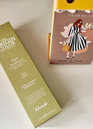 Крем-краска для волос the origin color cream