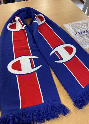 Классный 👍 шарф champion