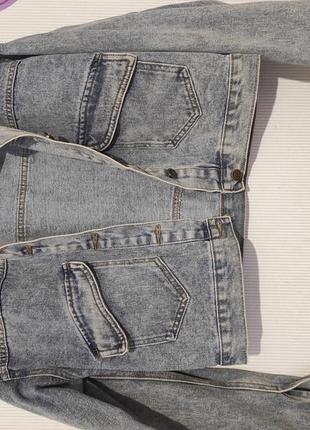Джинсовка, куртка джинсовая