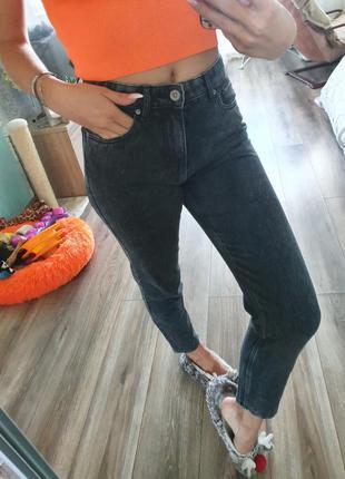 Стильные бананы джинсы в идеальном состоянии
