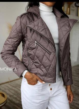 Стёганная куртка