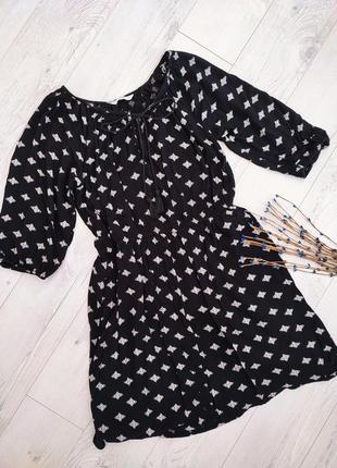 Плаття в етно стилі з китицями сонцекльош