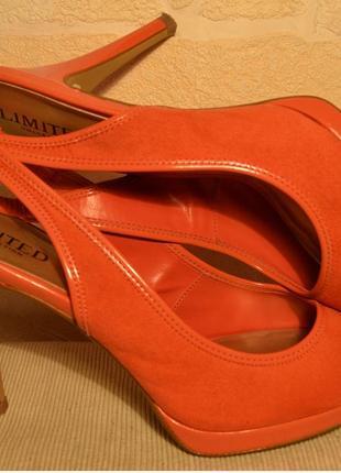"""Р.39 """"valentin yudashkin limited collection"""",эксклюзив! соблазнительные туфли босоножки"""