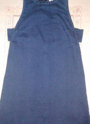 Джинсовые платье denim co