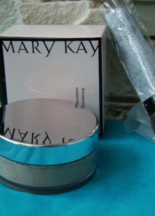 Минеральная рассыпная пудра mary kay, мэри кэй, мери кей