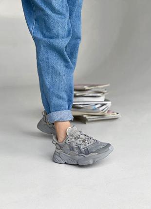 Adidas ozweego🍏 стильные женские кроссовки адидас