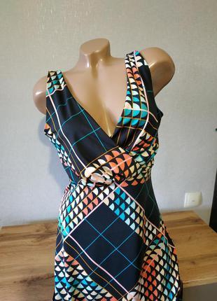Красивое длинное платье от king louie