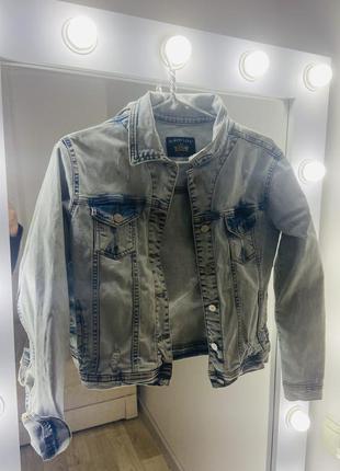 Стильная джинсовка 🔥