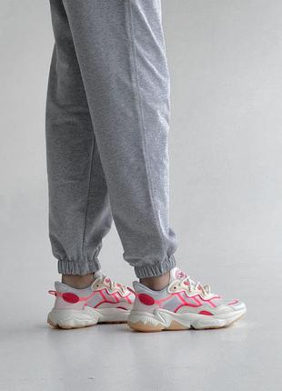 Adidas ozweego 🍏 стильные женские кроссовки адидас