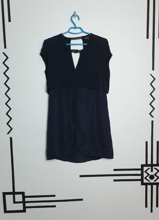 Легкое миниатюрное платье maje