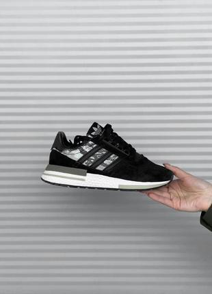Adidas zx 500 🍏 стильные женские\мужские кроссовки адидас