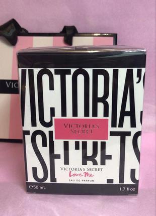 Парфюм victoria's secret love me eau de parfum 50 ml