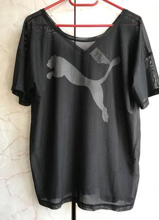 Puma ! модная футболка