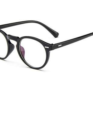 4-69 окуляри для іміджу з прозорою лінзою очки для имиджа с прозрачной линзой