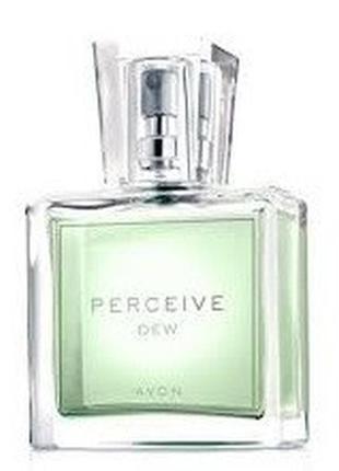 Avon perceive dew эйвон персив дью 30 мл туалетная вода для женщин