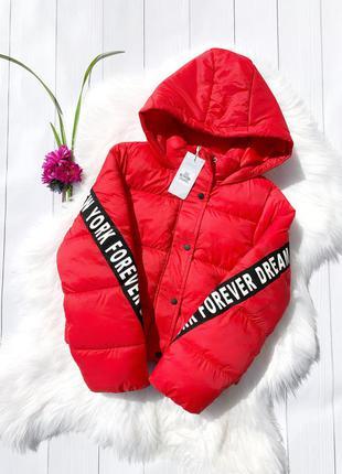 Осенняя куртка для девочки primark