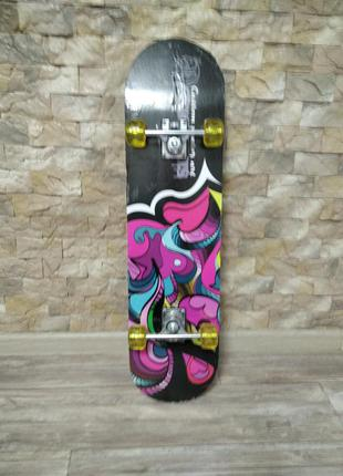 Новый скейт
