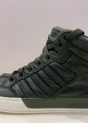 Кожаные кроссовки adidas cheap originals hardcourt, оригинал