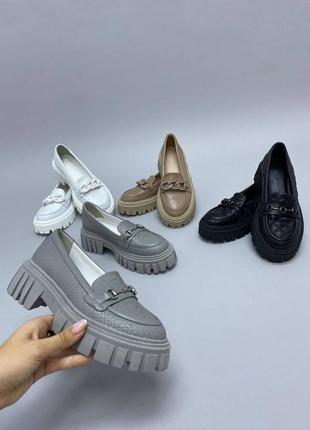 Туфли женские, новинка