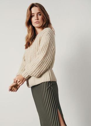 Msgm пуловер heidi свитер
