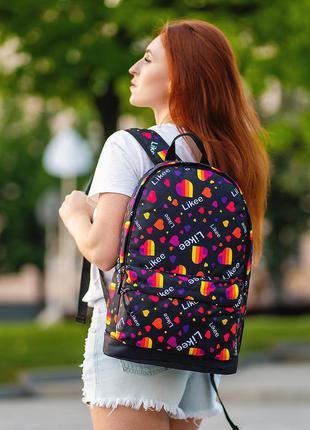 Рюкзак городской спортивный рюкзак школьный и на каждый день