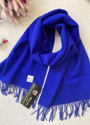 100% шерсть шарф   шерстяной германия wool & cashmire