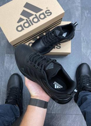 Мужские кроссовки adidas feather leather, кроссовки мужские, кросы