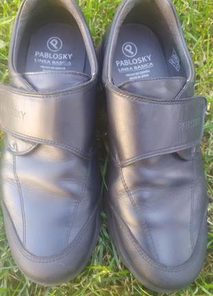 Туфли на мальчика pablovsky. 38-39.