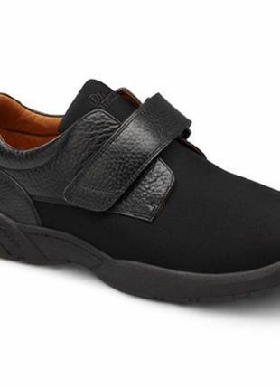 Комфортные ортопедические туфли большого и очень большого размера, даже 50 на широкую ногу