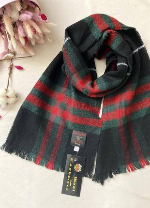 Шерсть 100% шарф шерстяной  германия wool &cashmire