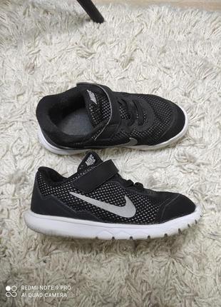 Легкие текстильные беговые кроссовки nike  на стопу 16-16,7 см
