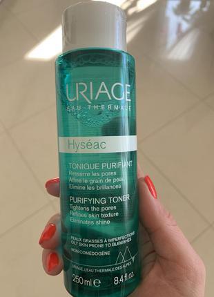 Тоник uriage hyseac