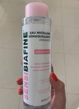 Мицелярная вода sensibiafine