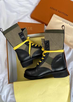 Metropolis ranger boots высокие сапоги женские демисезон