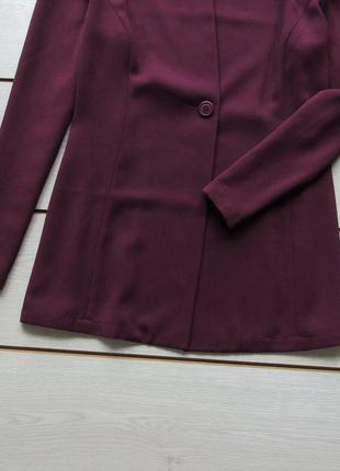 Легкий пиджак блейзер накидка от together6 фото