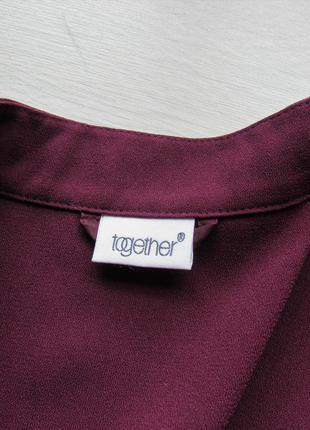 Легкий пиджак блейзер накидка от together4 фото