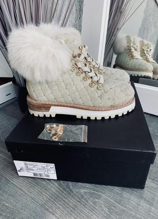 Ботинки le silla зимние