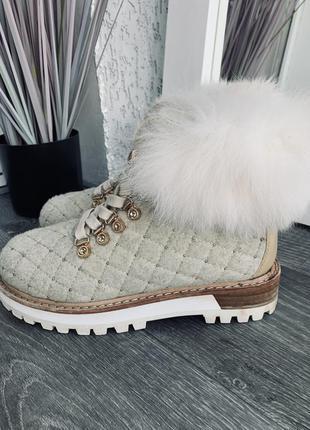 Ботинки le silla зимние4 фото