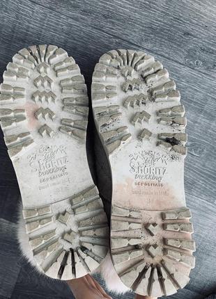 Ботинки le silla зимние5 фото