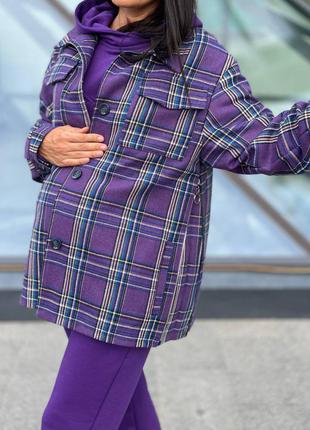 Пальто для беременных.1 фото