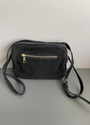 Замшевая сумочка1 фото