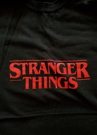 Футболка stranger things2 фото