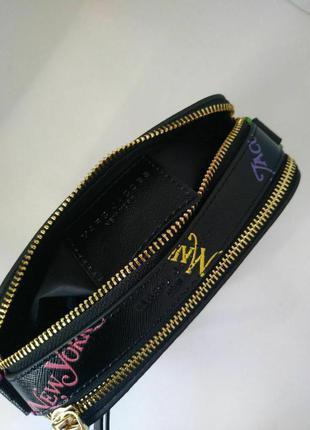 Кожаная сумка марк джейкобс marc jacobs5 фото