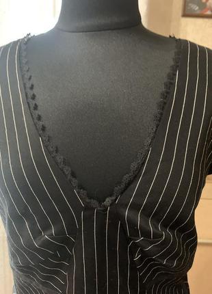 Стильное платье для пышной леди. офис.размер uk18,52-54.