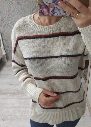 Стильный базовый свитер оверсайз6 фото