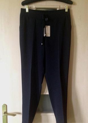 """Премиум бренд - мега-комфортные брюки """"gizia casual"""" черного цвета1 фото"""