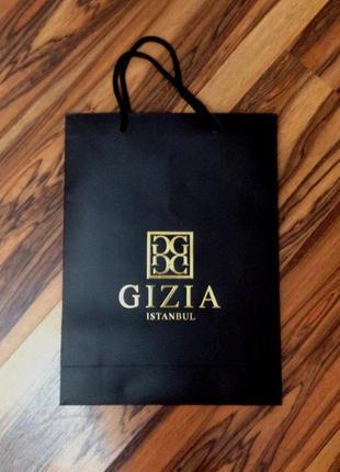 """Премиум бренд - мега-комфортные брюки """"gizia casual"""" черного цвета5 фото"""