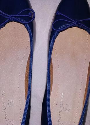 Туфли лаковые женские.6 фото