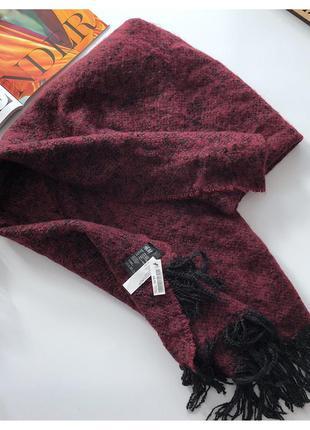 Новый палантин шарф h&m